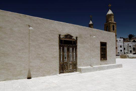St. Anthony Monastery, Red Sea/Egypt